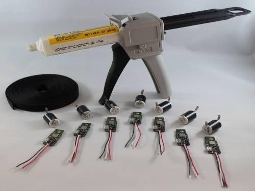 Micro D.I.Y implant