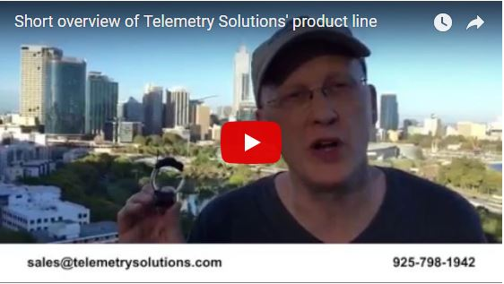 Short overview of Telemetry Solutions's product line
